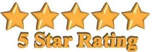 5 star ratng