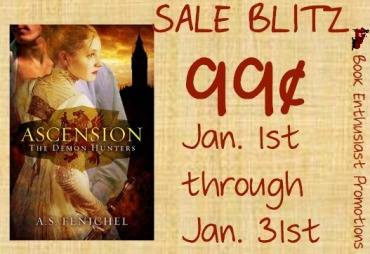 asension by AS Fenichel sales blitz banner