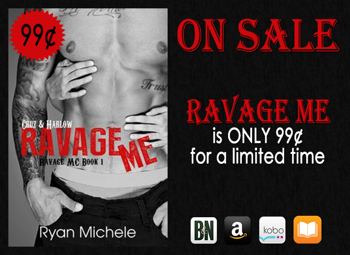 Ravage Me Sale Graphic