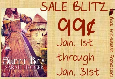 Sweet Bea by Sarah Hegger Sales Blitz Banner