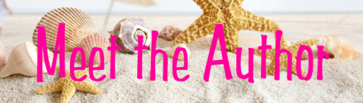 meet the author beach banner