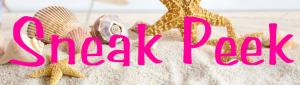 sneak peek beach banner