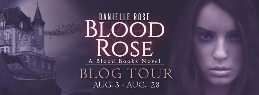 Blood Rose Tour Graphic