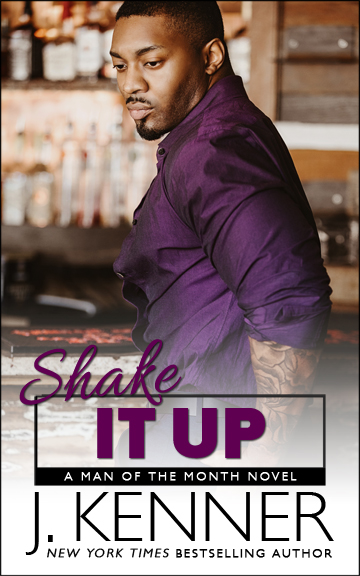 8 - August - Shake It Up